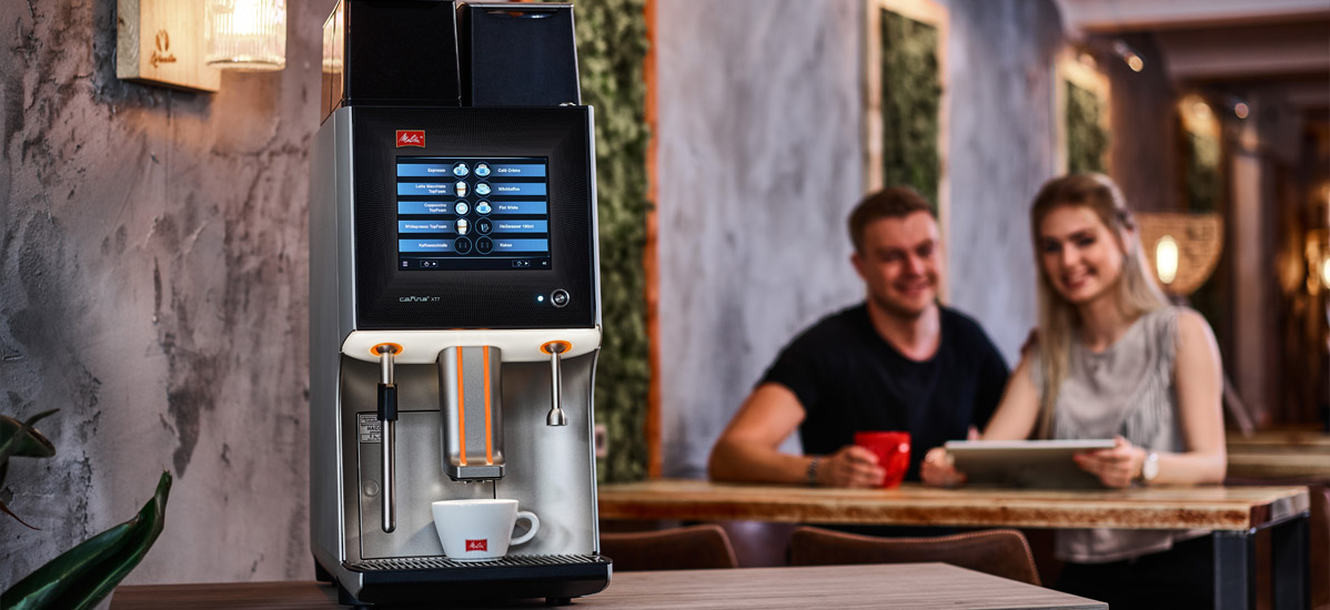 Melitta Professional Coffee Solutions - Your partner for